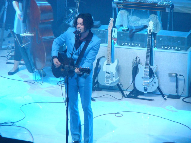 Jack White @ The Wiltern 002