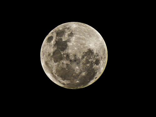 無料写真素材, 自然風景, 空, 月, 夜空