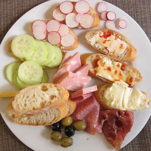 Snack Dinner