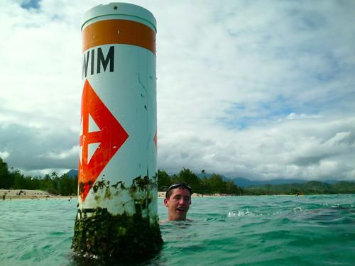 swim zone