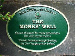 Photo of Green plaque number 10650