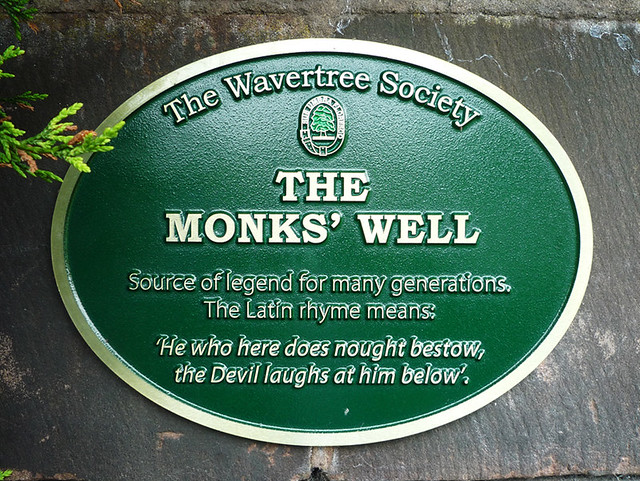 Photo of Green plaque № 10650