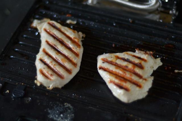 garlic lemon grilled chicken