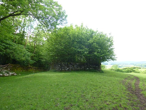 Lime kiln - back