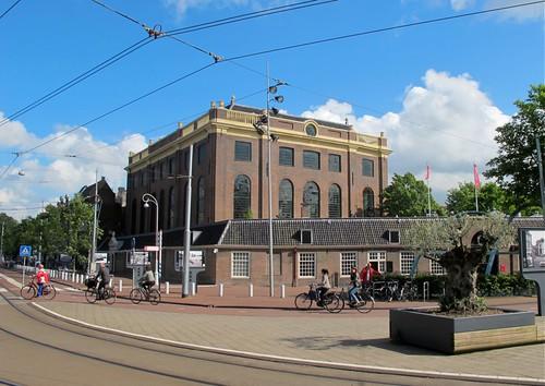Amsterdam Jewish Quarter
