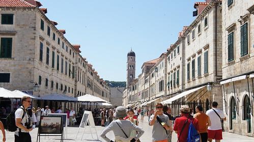 Placa-Stradun, Dubrovnik