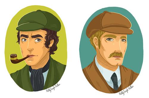 SherlockHolmesseries