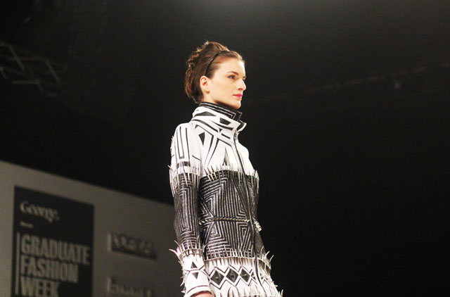 Shin-ici Murata Graduate Fashion Week 2012
