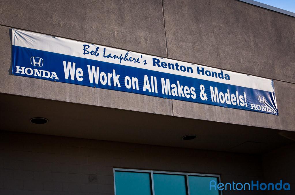 Renton Honda Service Parts 01 Renton Honda Service P Flickr