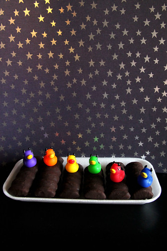 Ducks on Chocolate 39/52