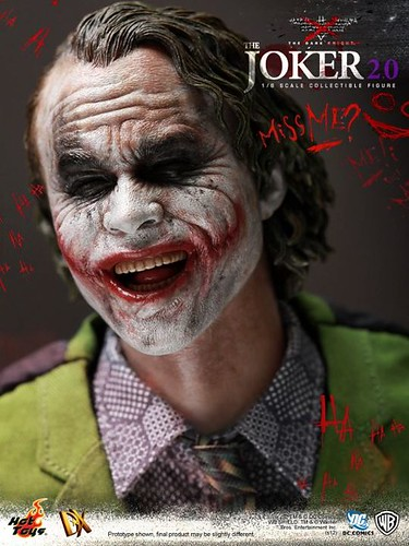 Hot Toys DX Series - The Dark Knight: The Joker 2.0