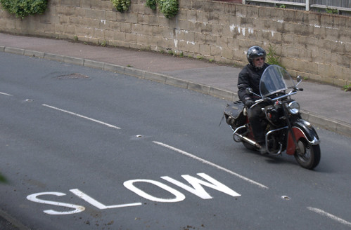 SLOW 5 - Indian Motorcycles