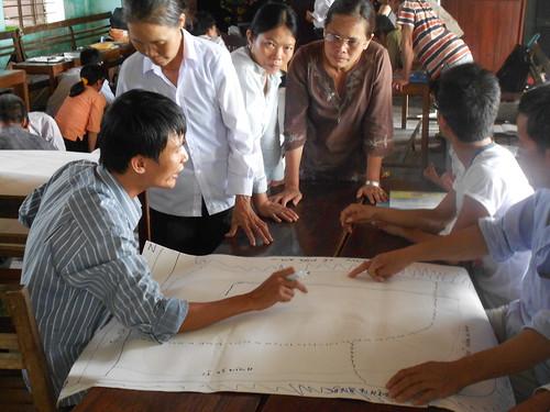 Drawing a Disaster Map of Quang Ninh