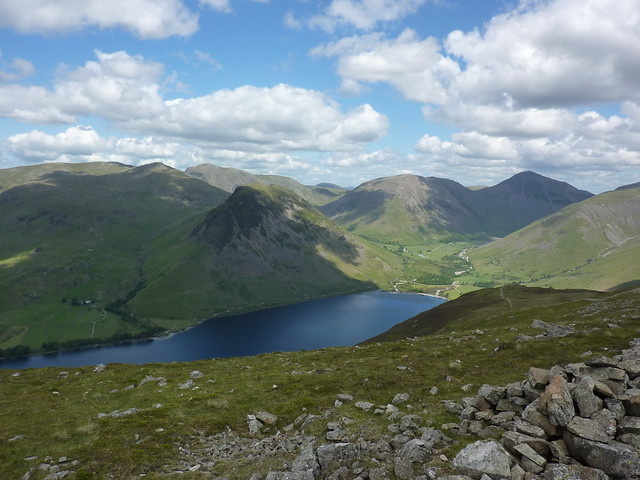 Wast Water and Wasdale Head