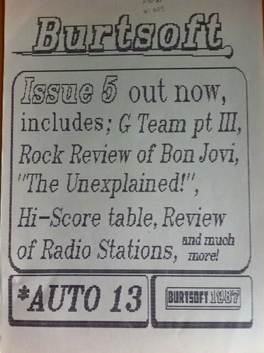Burtsoft Issue 5