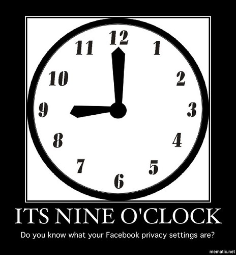 IT'S NINE O'CLOCK by Colonel Flick