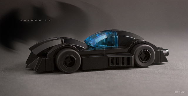 Batmobile Noir
