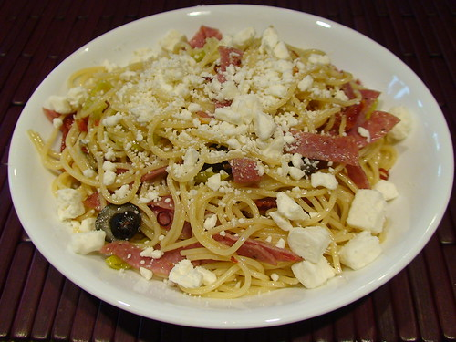 5/24/11 Greek-Style Pasta