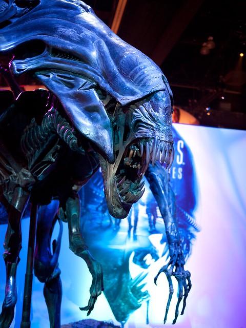 Header of Aliens