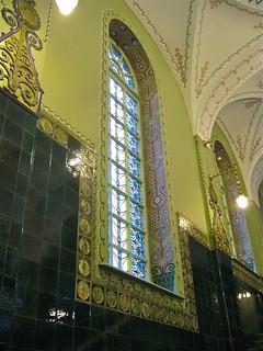 Subotica town hall interior