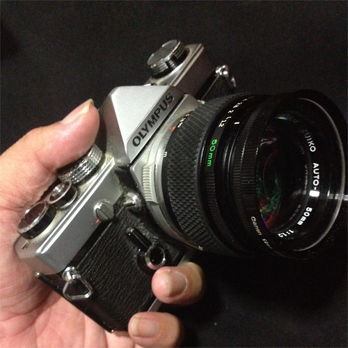M-1 with 50mmf1.2