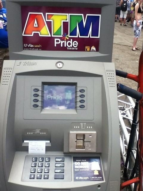 ATM at Church Street