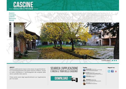 Cascine-guida delle storie alle porte di Milano