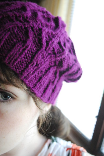 Grape Vines Hat