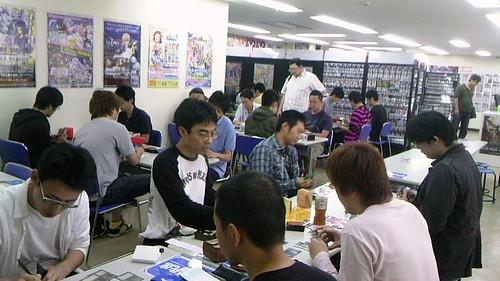 LMC Chiba Ekimae 422nd : Hall