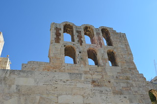 At the Acropolis I