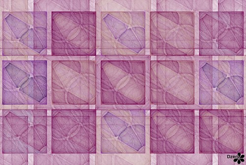 Funky Pink Tiles