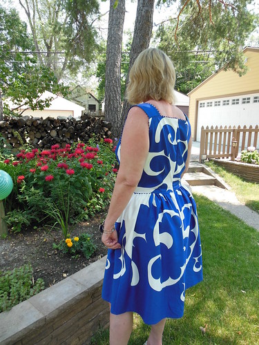 Vogue 8723 by becky b.'s sew & tell