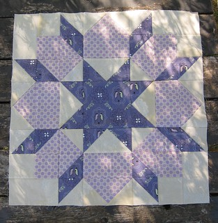 P & B Swoon Block 8
