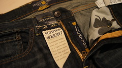 lucky brand vintage straight summer weight