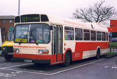Birmingham Coach Company.