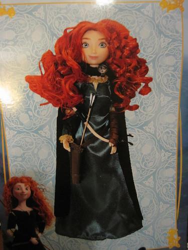 Modelo de la muñeca