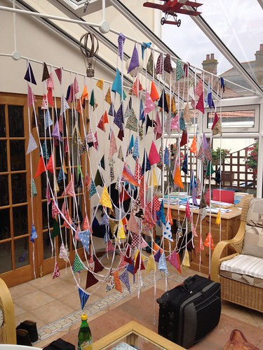 Bunting galore!