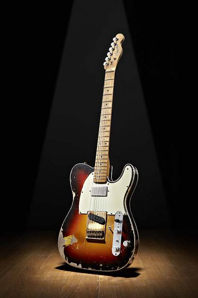 Photo:Fender Guitar  25 By Larry Ziffle