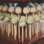 Ivy Piped Cake Pops