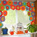 Crochet curtain by ltl blonde