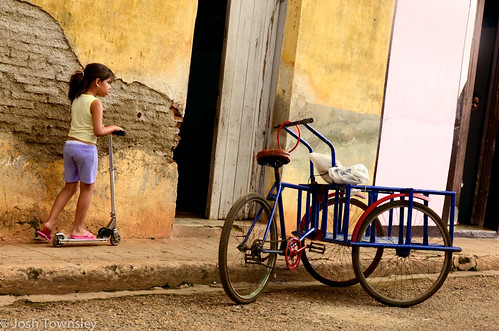 Bicycle scenes from Cuba by Josh Townsley--13