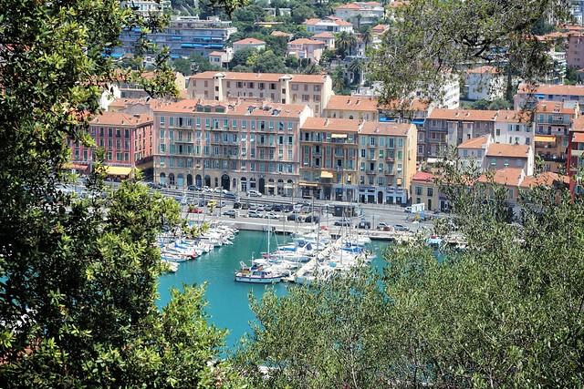 nice, nice şehir rehberi, vieux nice, port,
