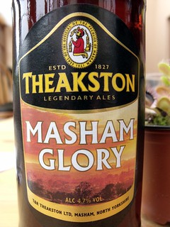 Theakston, Masham Glory, England