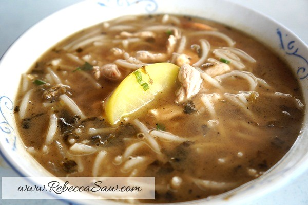 soon fatt cafe - chowchai noodle