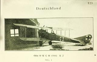 Otto O W C II (1916) K 2 MG: 1