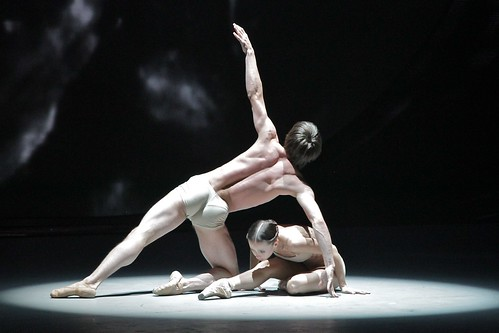Ksenia Barbashova and Alexandr Taranov (Perm Ballet)