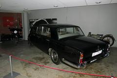 Riga Motor Museum - Breznev's Crashed Rolls