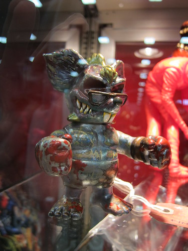 PUSHEAD Event Toy Tokyo SDCC 2012