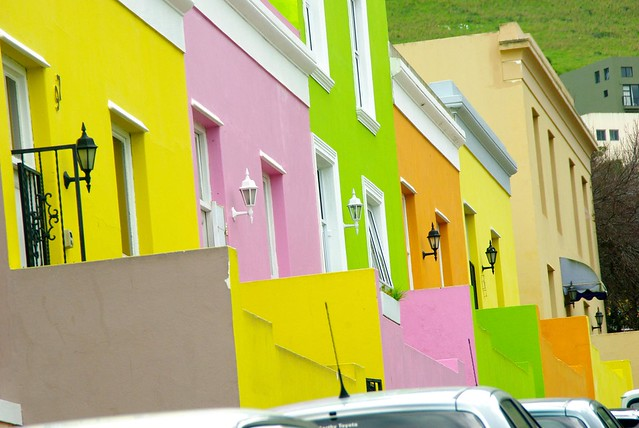 bo kaap, south africa