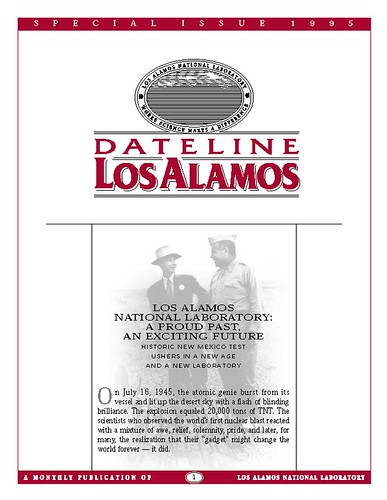 Dateline Los Alamos Special Issue 1995